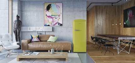 Gorenje retro17 ambient funky apple a3