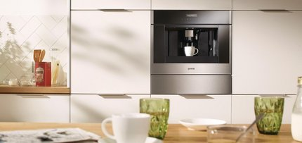 Gorenje bi17 ambient coffee machine coffee brake 1